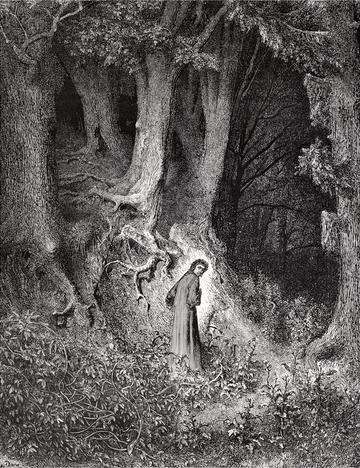 Dante Alighieri, Gustave Dore, Inferno, Divina commedia
